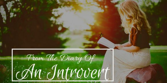 personality traits of an introvert from the diary of an introvert